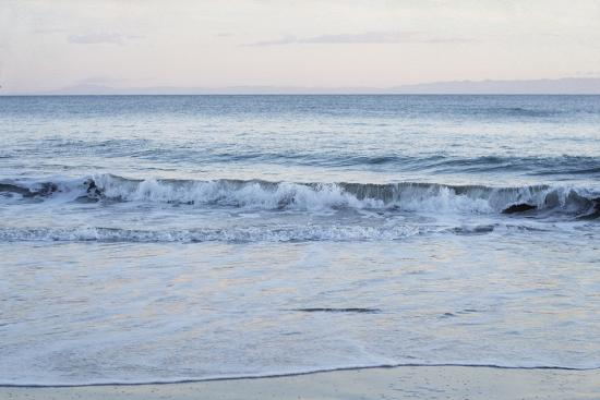 Coastal Evening II-Elizabeth Urquhart-Art Print