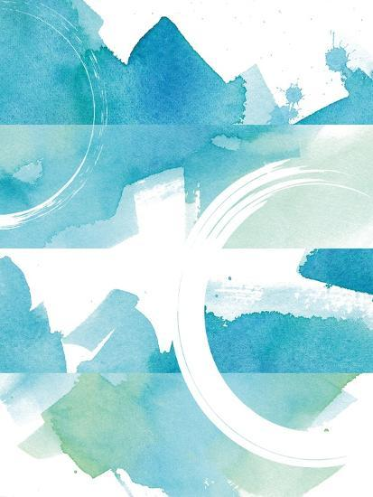 Coastal Feel II--Art Print