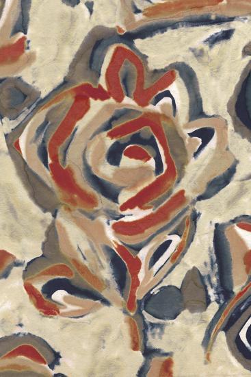 Coastal Flower II-Sandra Jacobs-Giclee Print