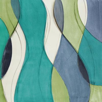 Coastal Greens Coalescence I-Lanie Loreth-Premium Giclee Print