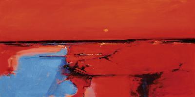 Coastal Horizon II-Peter Wileman-Art Print