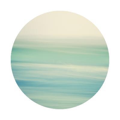 Coastal Hush - Sphere-Irene Suchocki-Giclee Print