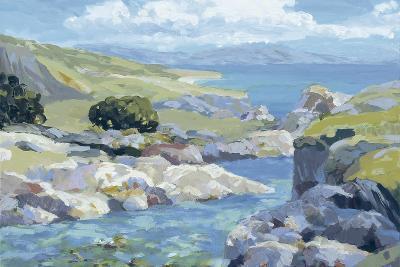Coastal Inlet II-Julian Askins-Giclee Print