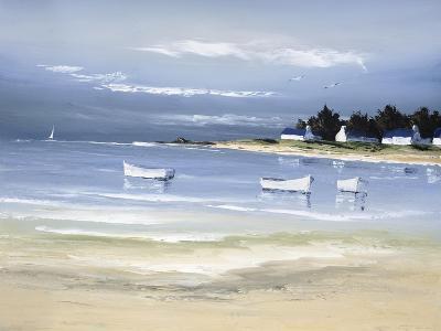 Coastal Inlet II-Fr?d?ric Flanet-Premium Giclee Print