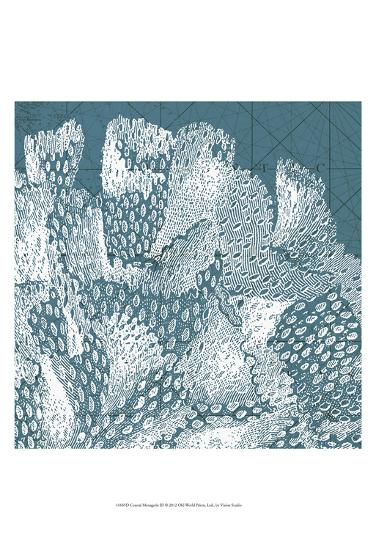Coastal Menagerie III--Art Print