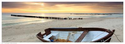 Coastal Panorama--Art Print