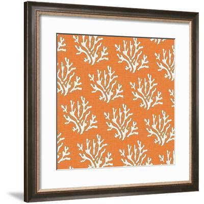 Coastal Patchwork 3-Suzanne Nicoll-Framed Giclee Print
