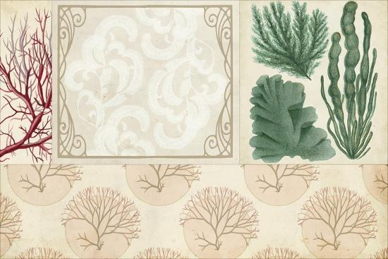 Coastal Patternbook II-Vision Studio-Art Print