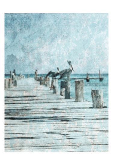 Coastal Pride 2-Sheldon Lewis-Art Print