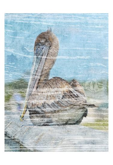 Coastal Pride 3-Sheldon Lewis-Art Print