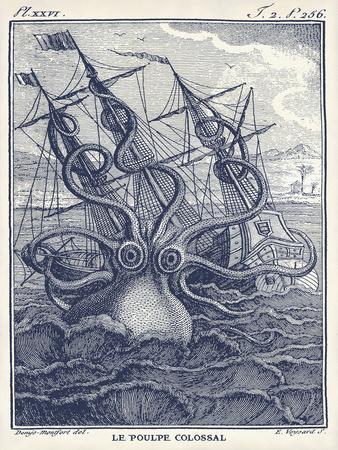 Marine Kraken