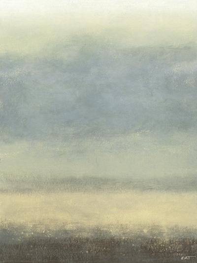Coastal Rain I-Norman Wyatt Jr^-Art Print