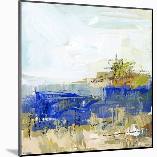 Coastal Sand 4-Pamela J. Wingard-Mounted Art Print