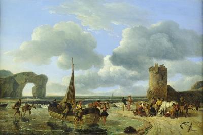 Coastal Scene-Jean Louis De Marne-Giclee Print