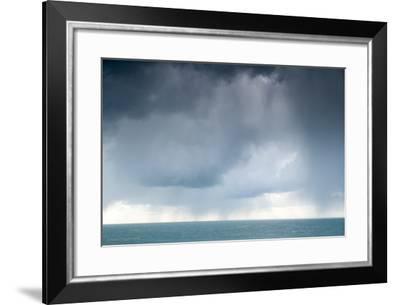 Coastal Scenery in England-David Baker-Framed Photographic Print
