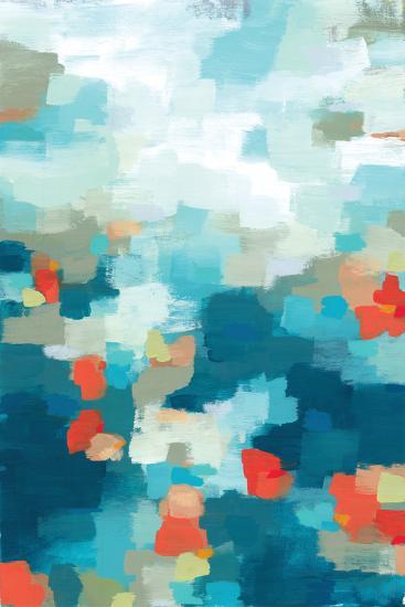 Coastal Song I-Jeni Lee-Art Print