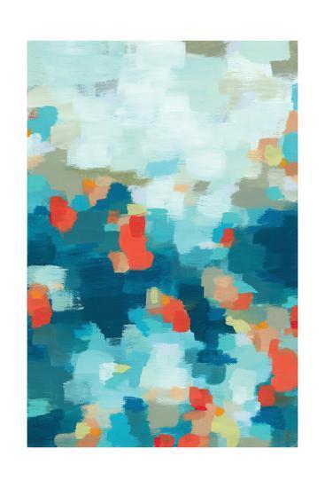 Coastal Song II-Jeni Lee-Art Print