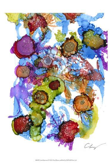 Coastal Spectrum I-Cheryl Baynes-Art Print
