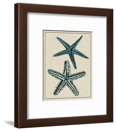 Coastal Starfish I-Vision Studio-Framed Art Print