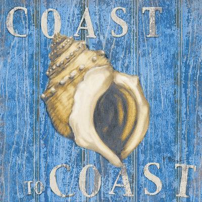 Coastal USA Conch-Paul Brent-Art Print