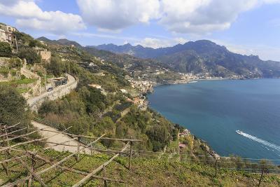 Coastal View Above Castiglione Di Ravello-Eleanor Scriven-Photographic Print