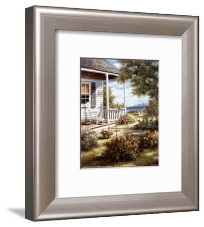 Coastal View-T. C. Chiu-Framed Art Print
