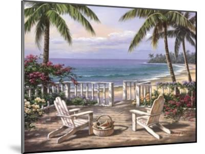 Coastal View-Sung Kim-Mounted Art Print