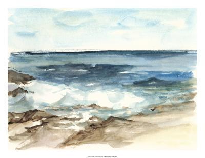 Coastal Watercolor V-Ethan Harper-Premium Giclee Print