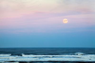 Coastal Waters-Mark Sunderland-Photographic Print