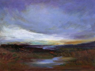 Coastal Wetlands-Sheila Finch-Premium Giclee Print
