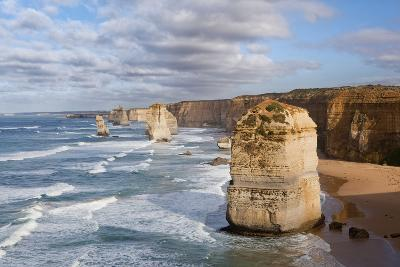 Coastline, 12 Apostles, Great Ocean Road, Port Campbell Np, Victoria, Australia-Martin Zwick-Photographic Print