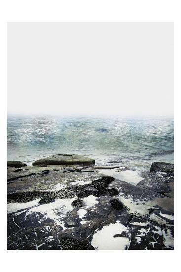 Coastline 1-Urban Epiphany-Art Print