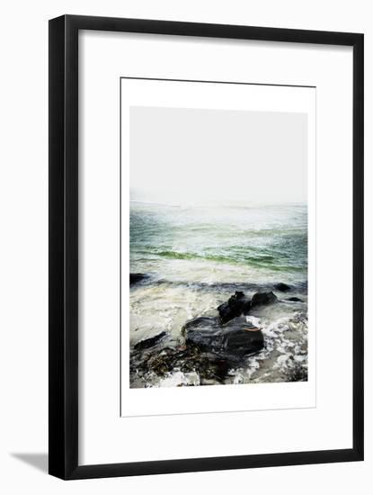 Coastline 2-Urban Epiphany-Framed Art Print