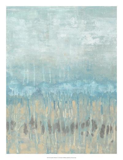 Coastline Abstraction I-Jennifer Goldberger-Art Print