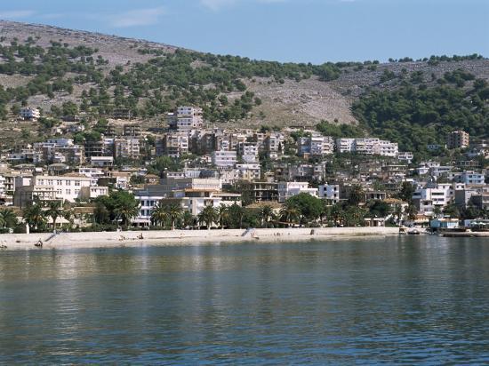 Coastline at Saranda, Albania-R H Productions-Photographic Print