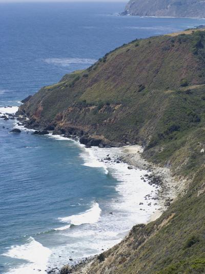 Coastline, Big Sur, California, United States of America, North America-Ethel Davies-Photographic Print