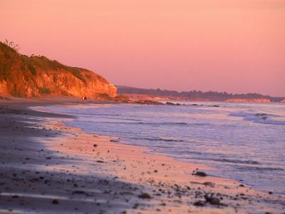 Coastline, California-James Lemass-Photographic Print