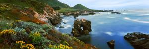 Coastline, Garrapata State Park, Monterey, California, USA