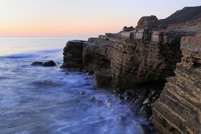 Coastline in Cabrillo National Monument-Richard Cummins-Photographic Print
