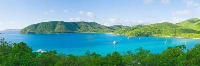 Coastline, Maho Bay, St. John, Us Virgin Islands--Photographic Print