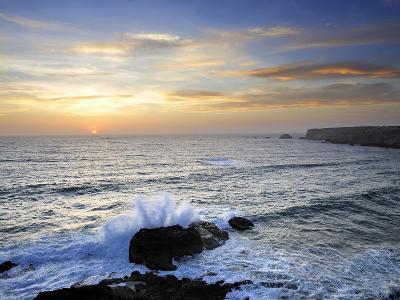 Coastline of Carrapateira. Costa Vicentina Nature Park, Portugal, Wild Atlantic Coast in Europe-Mauricio Abreu-Photographic Print
