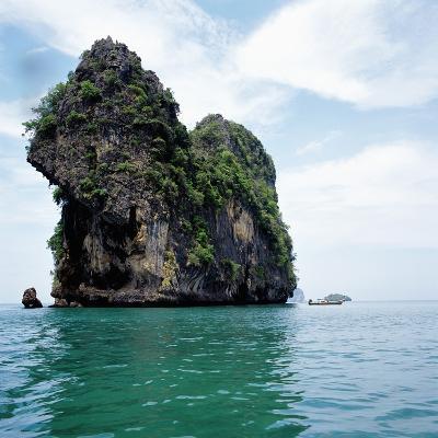 Coastline Thailand--Photographic Print