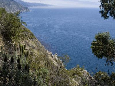 Coastline View, Big Sur, California, United States of America, North America-Ethel Davies-Photographic Print