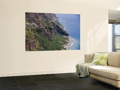 Coastline-Holger Leue-Wall Mural