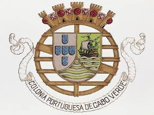 Coat of Arms of Portuguese Colony of Cape Verde