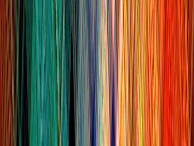 Coat of Many Colors-Ruth Palmer-Art Print