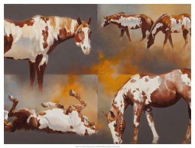 Coats of Paint-Julie Chapman-Art Print