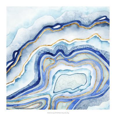 Cobalt Agate II-Grace Popp-Art Print