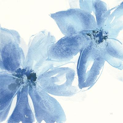 Cobalt Clematis II-Chris Paschke-Art Print