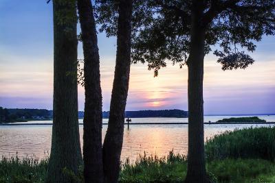 Cobb Island Sunset II-Alan Hausenflock-Photographic Print